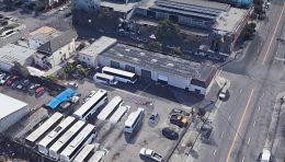 2400 Adeline Street, courtesy Google Satellite