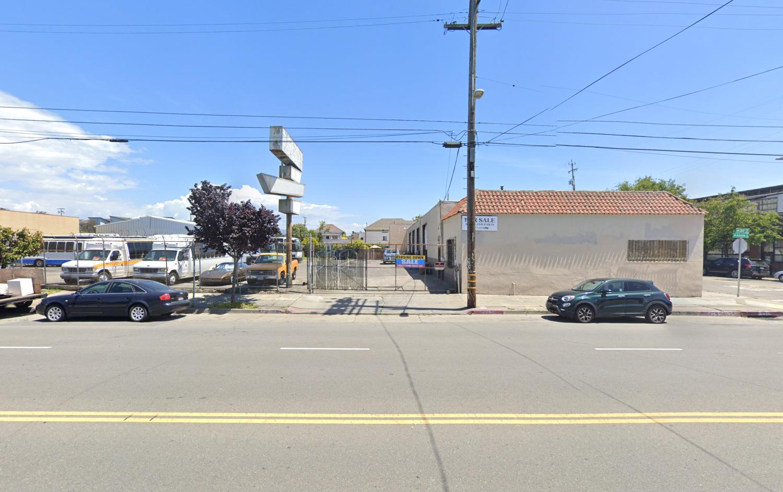 2400 Adeline Street, courtesy Google Street View