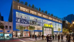 General concept rendering for the San Francisco IKEA, courtesy Ingka Centre