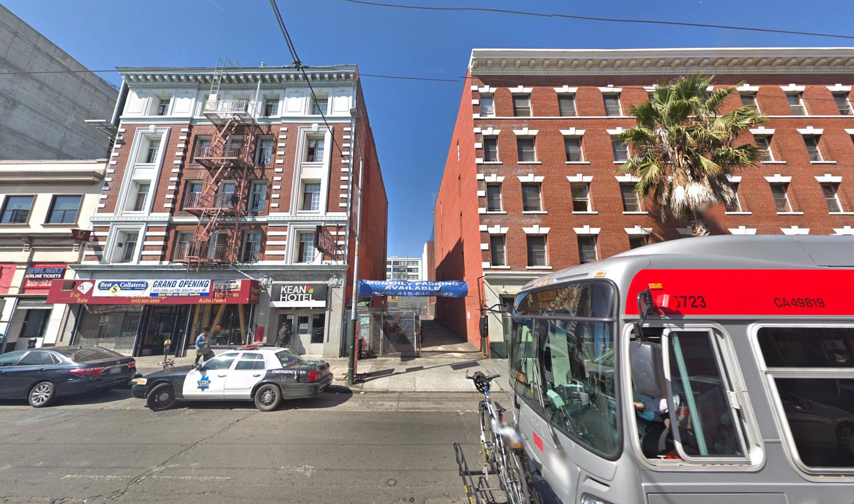 1010 Mission Street, via Google Street View