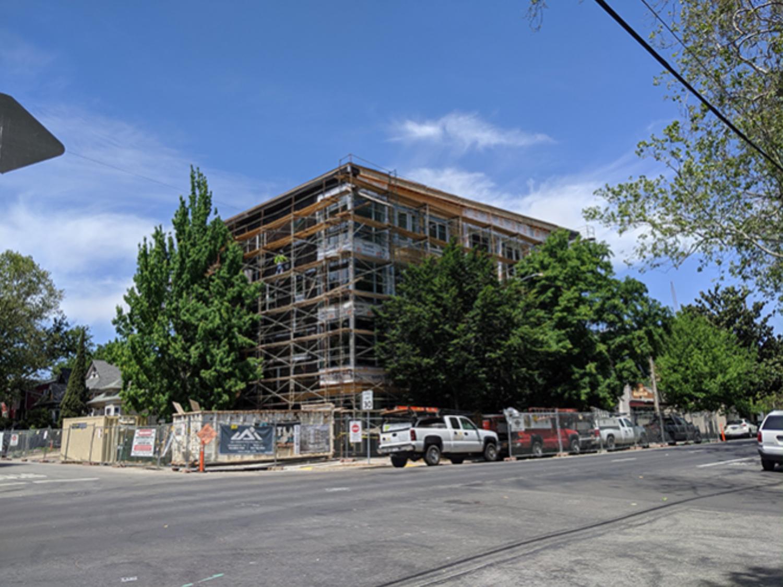 10U at 2030 10th Street construction update, image via Ellis Architects