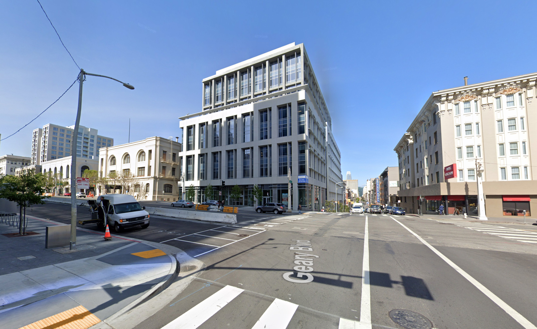 1100 Van Ness, via Google Street View
