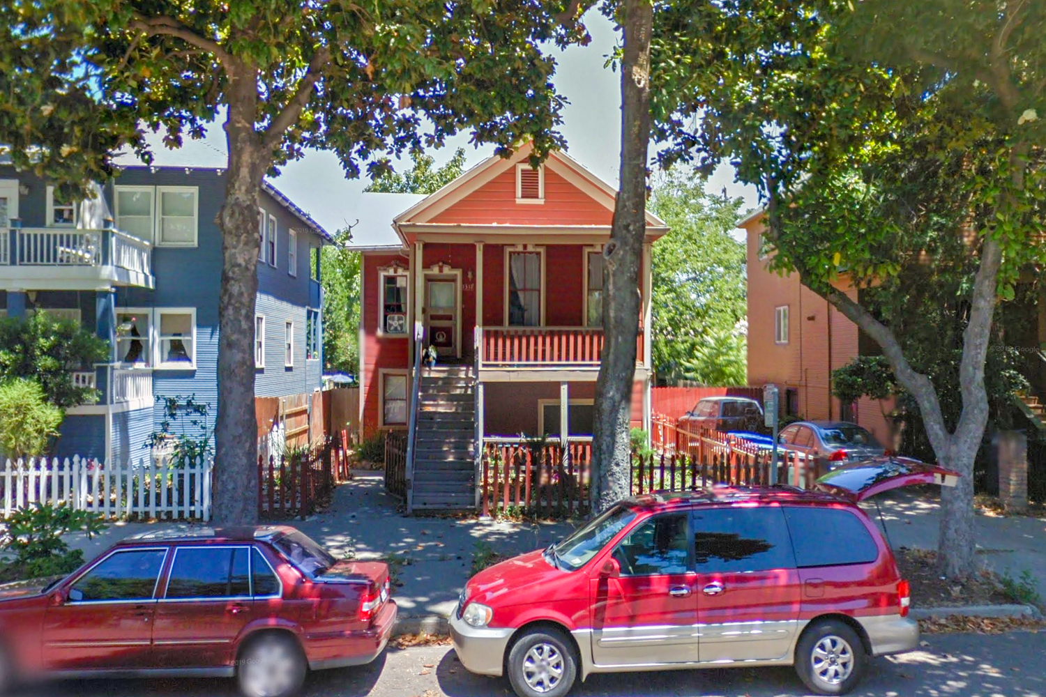 1317 D Street, via Google Maps