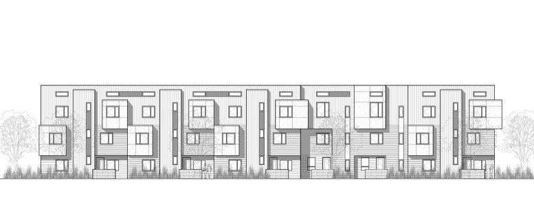 1925 Brush Street facade, by LDP Architecture
