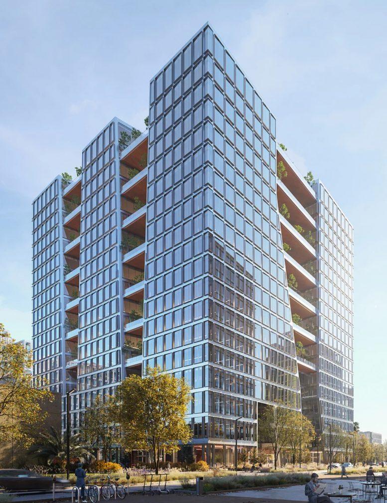 200 Park Avenue, rendering by Gensler