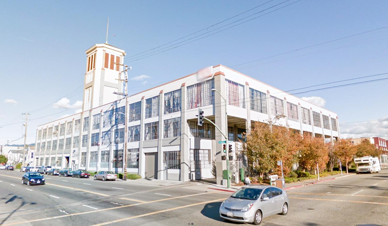 2200 Adeline Street, image via Google Street View