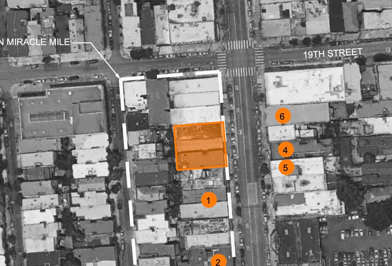 2318 Mission Street location, image via Workshop 1