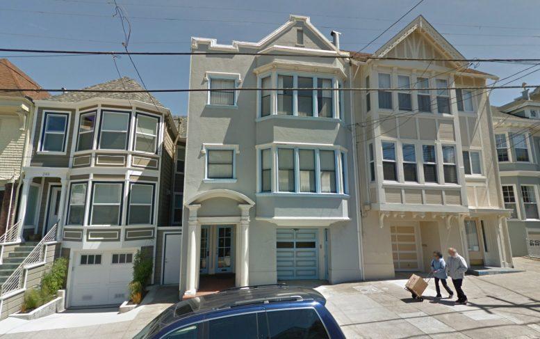 250 10th Avenue, via Google Street View