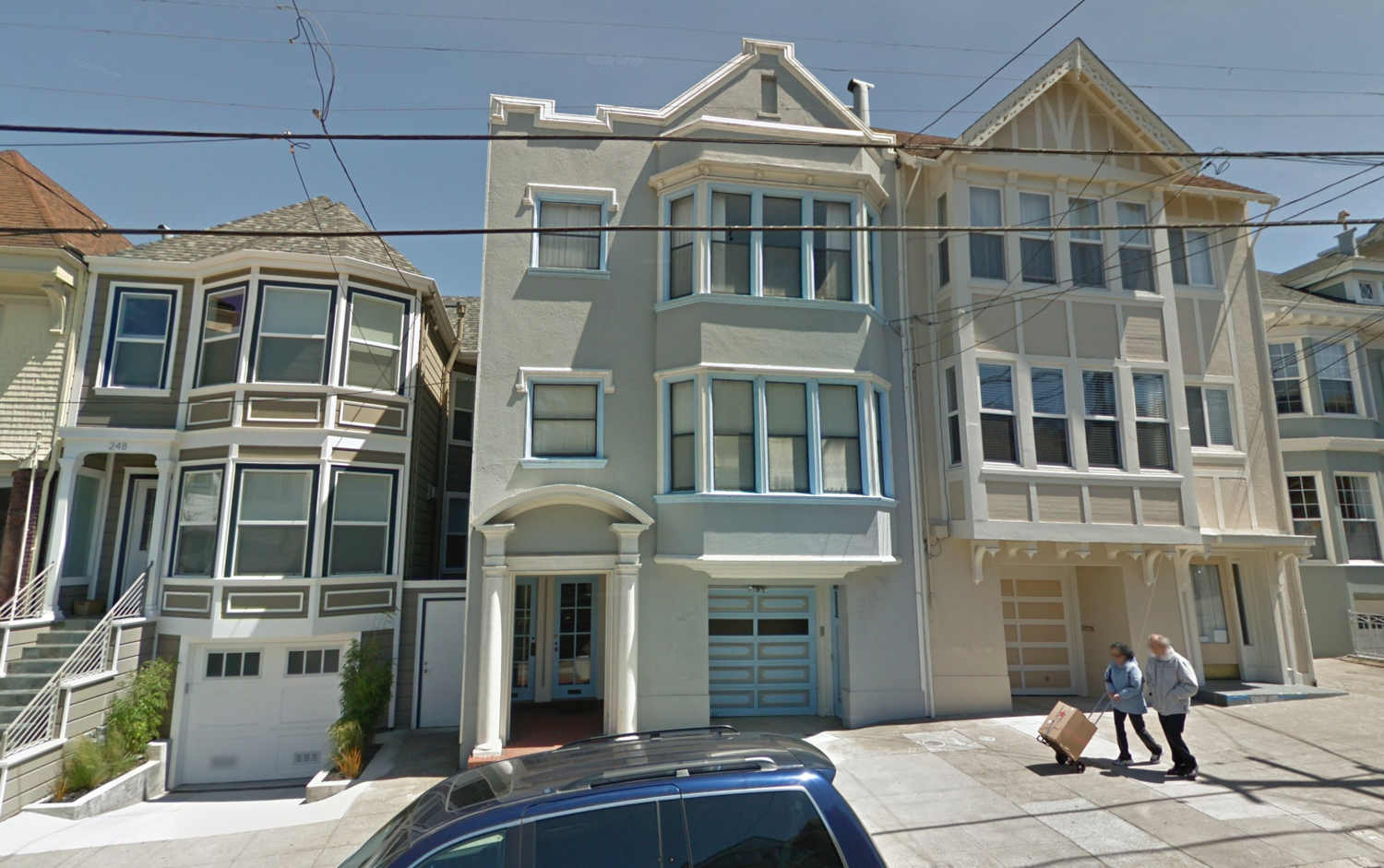 250 10th Avenue, via Google Street View
