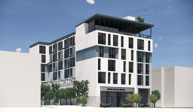 451 28th Street, design by Kerman Morris Architects
