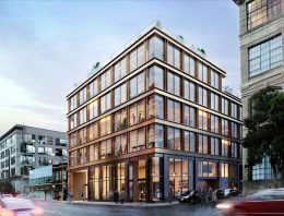 531 Bryant Street, design by Handel Architects rendering by NQS Creative