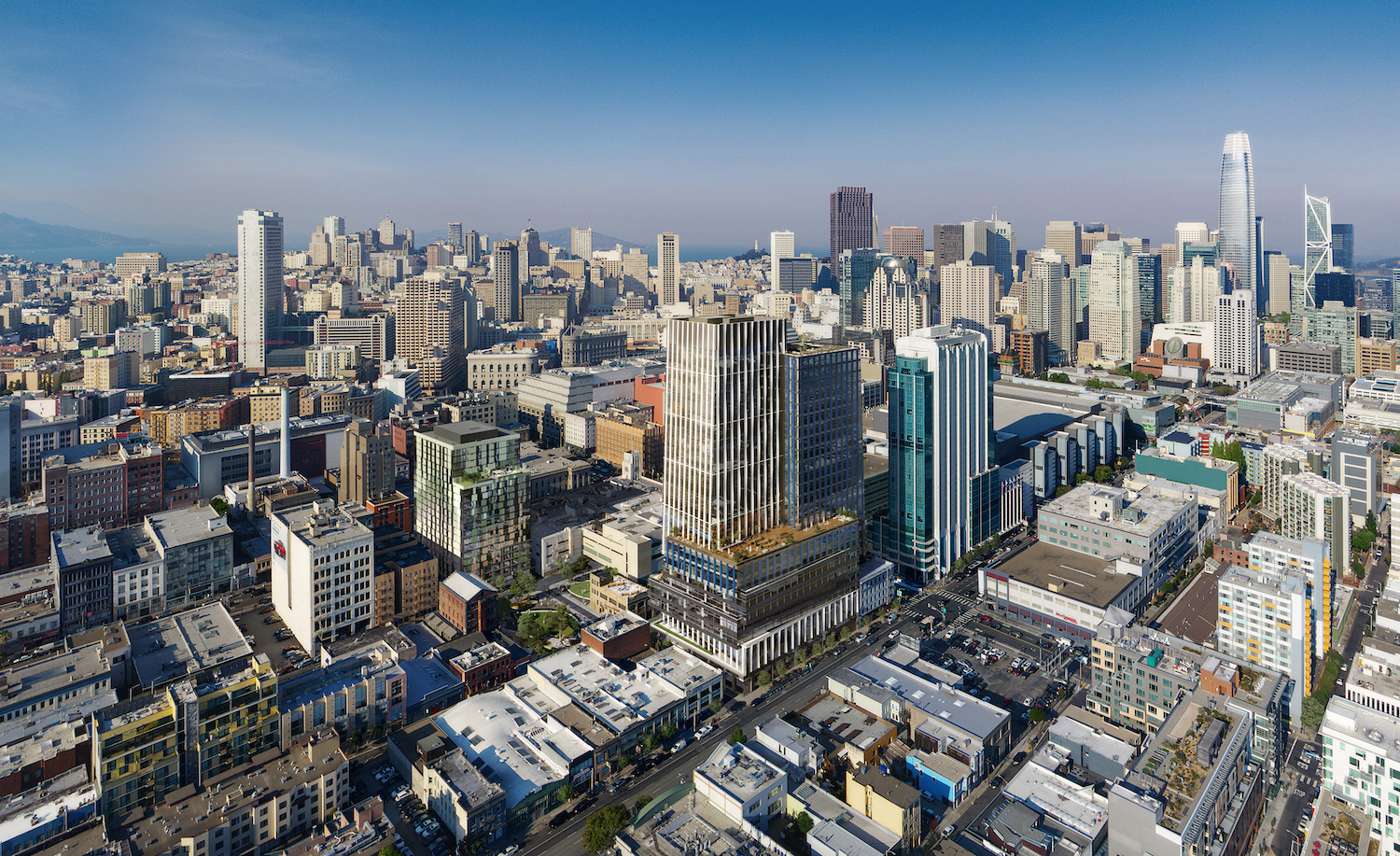 5M over-view, image courtesy Brookfield Properties