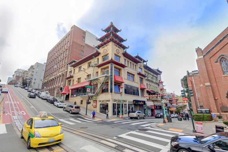 615 Grant Avenue, image via Google Street View