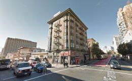 815 O'Farrell Street, via Google Street View
