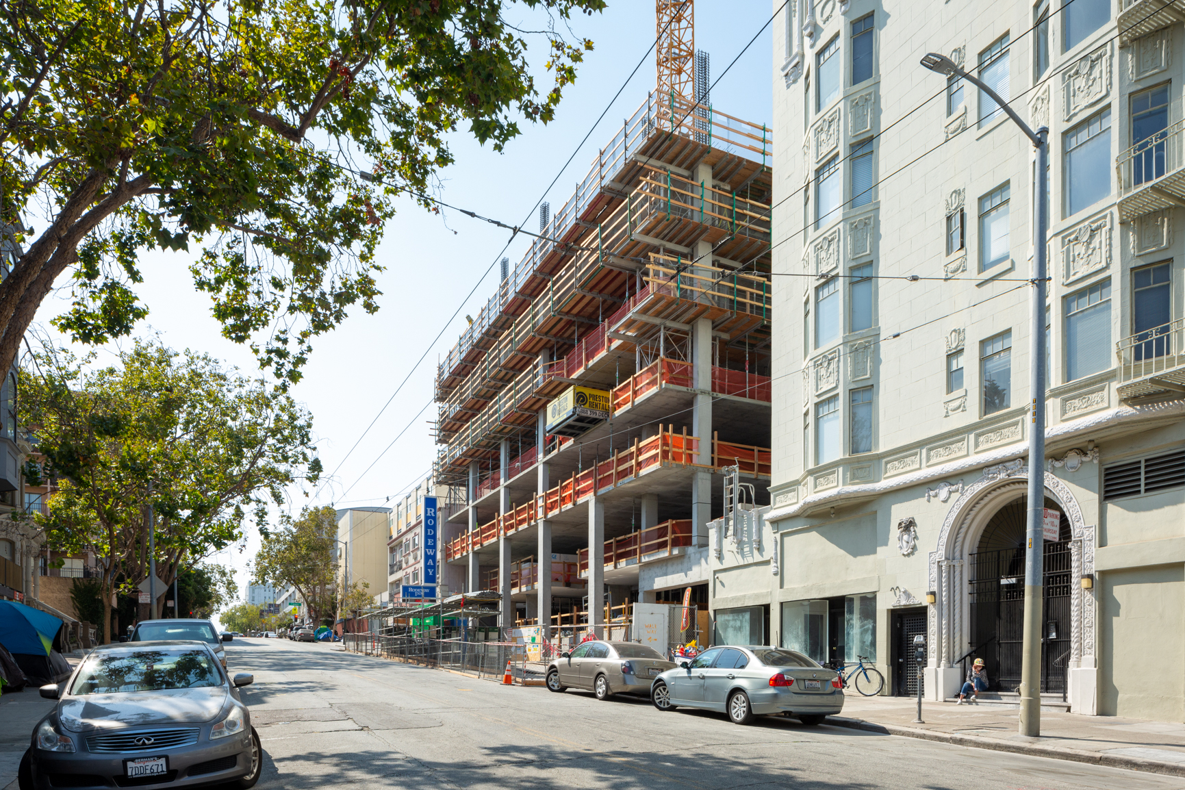 830 Eddy Street, image by Andrew Campbell Nelson