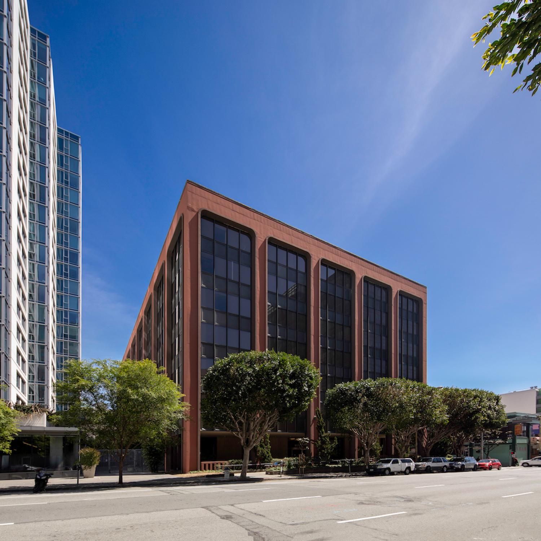 Former 633 Building, image by Gensler