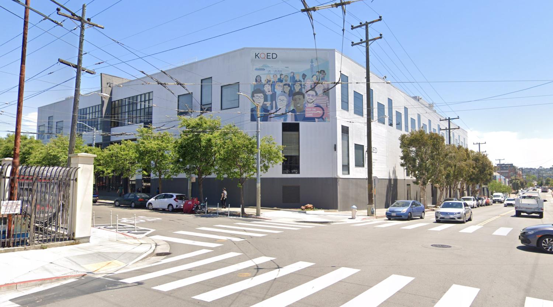 KQED HQ pre-development