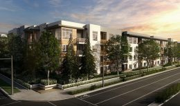 The Asher, rendering via Carmel Partners