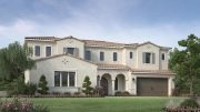 106 Turanian Court, Spanish Colonial design, rendering courtesy Toll Brothers
