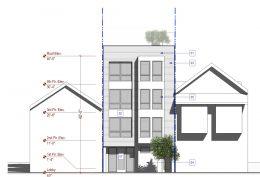 2420-2424 Clement Street Elevation
