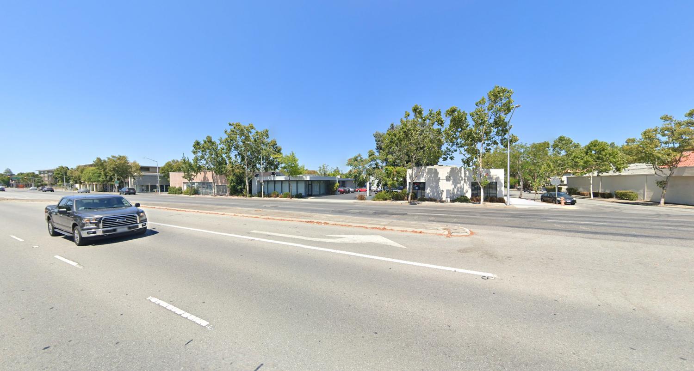 2951 El Camino Real, image via Google Street View