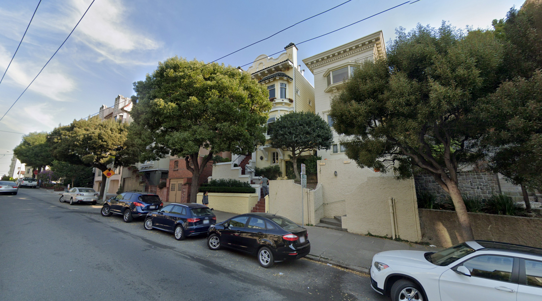 3145 Jackson Street, via Google Street View