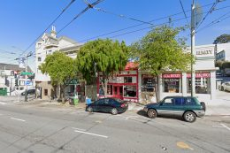 3515 Mission Street, via Google Street View