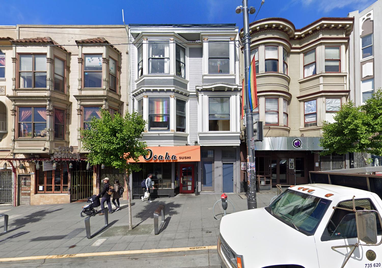 458 Castro Street, via Google Street View