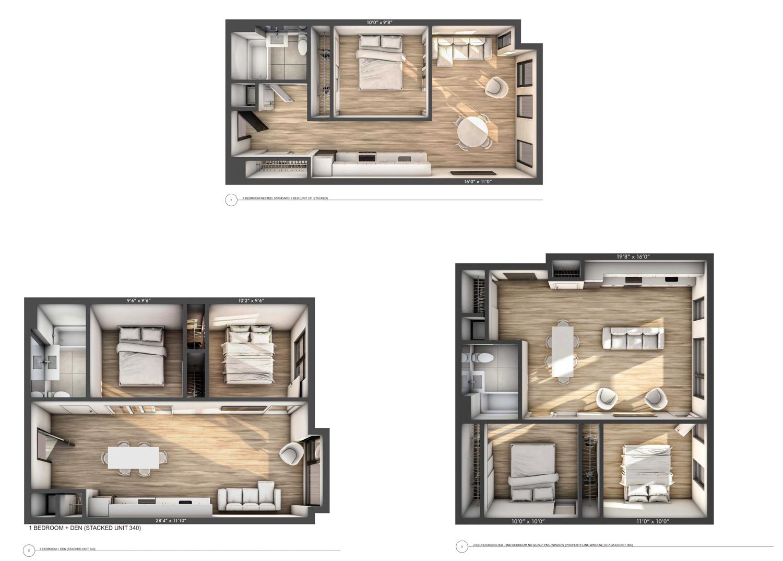 65 Ocean Avenue interiors, design by rg architecture