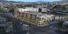 65 Ocean Avenue, rendering by rg architecture
