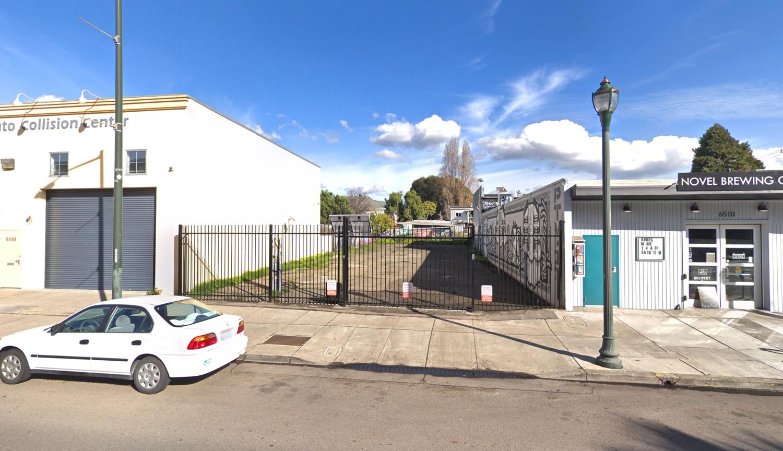 6518 San Pablo Avenue, via Google Street View