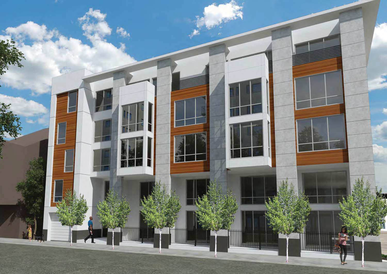 98 Pennsylvania Avenue 2016 proposal, rendering via SIA Consulting