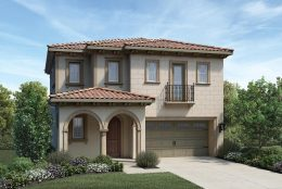 Lot 29 for Serena at Gale Ranch, rendering courtesy Toll Brothers