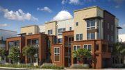 Skyline housing, rendering courtesy Lennar