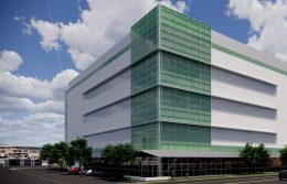 1111 Comstock Street, rendering courtesy Datacenter Hawk