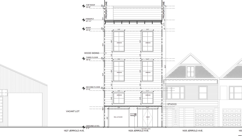 1629 Jerrold Avenue, via Architect SF