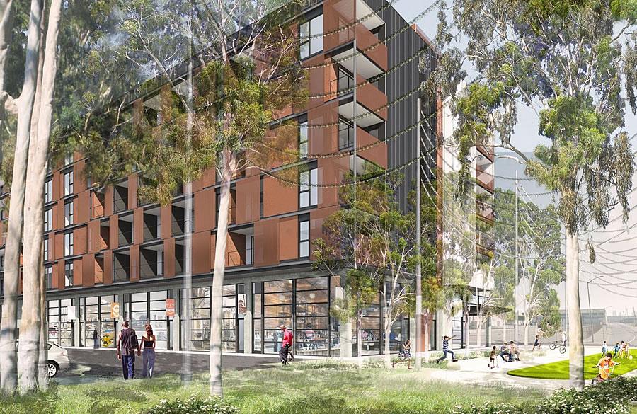 2011-2195 West Street Proposed Elevation