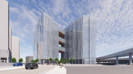 280 Woz Way, rendering by C2K Architecture
