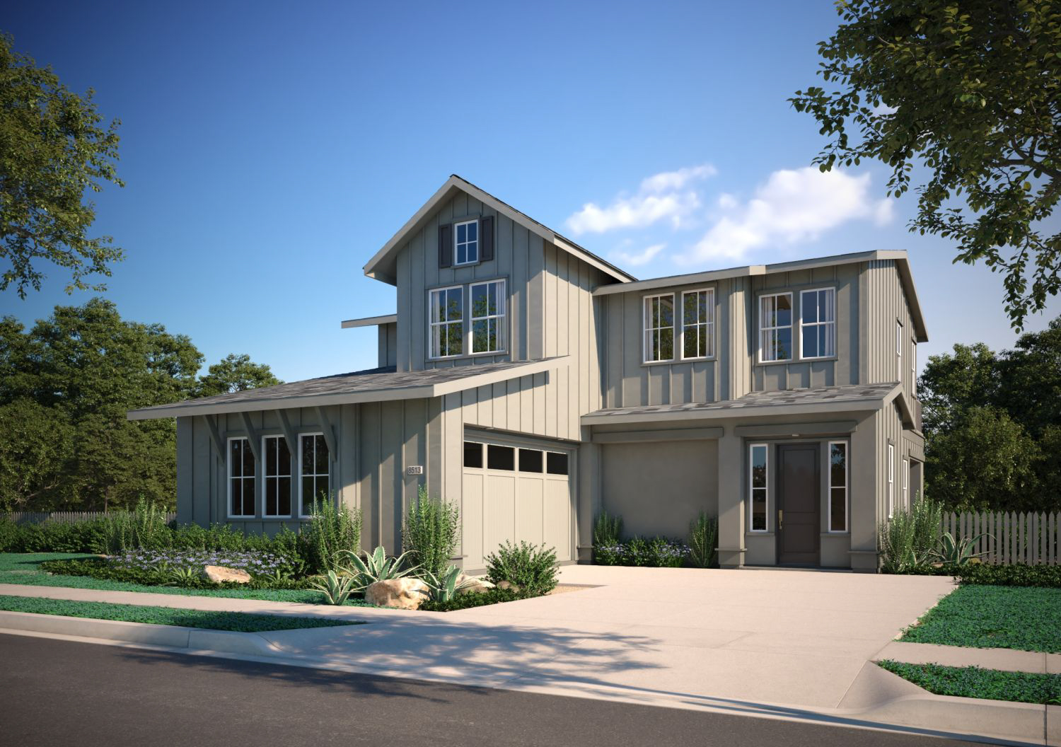 31 Fiddleneck Way, rendering courtesy Landsea Homes