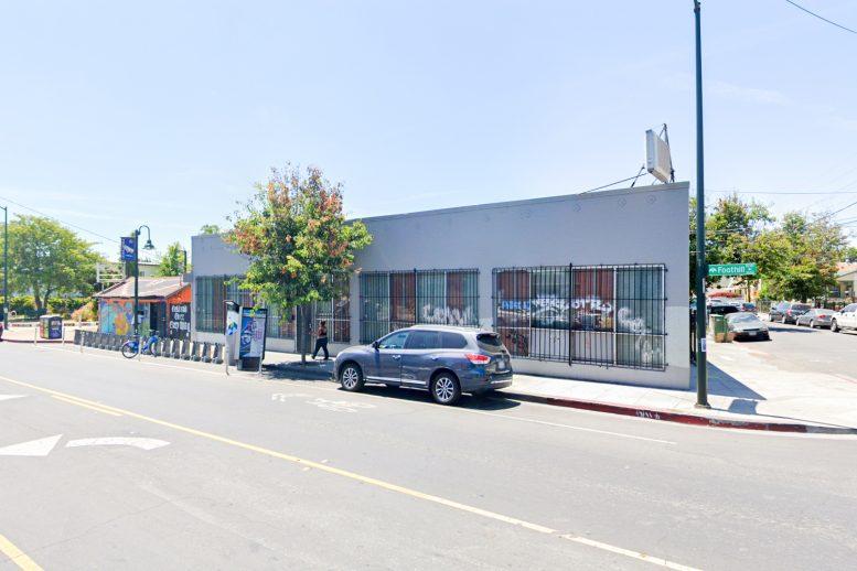 3651 Foothill Boulevard, via Google Street View