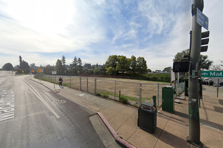 4311 MacArthur Boulevard, via Google Street View
