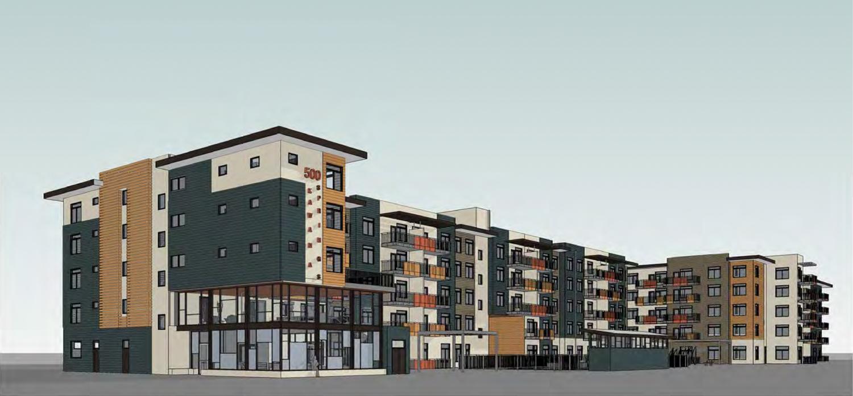 450 Kawana Springs, via Hedgperth Architects