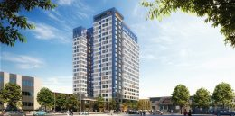 475 South 4th Street, rendering by BDE Architecture
