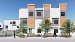 825 6th Avenue, rendering by Baran Studio Architecture
