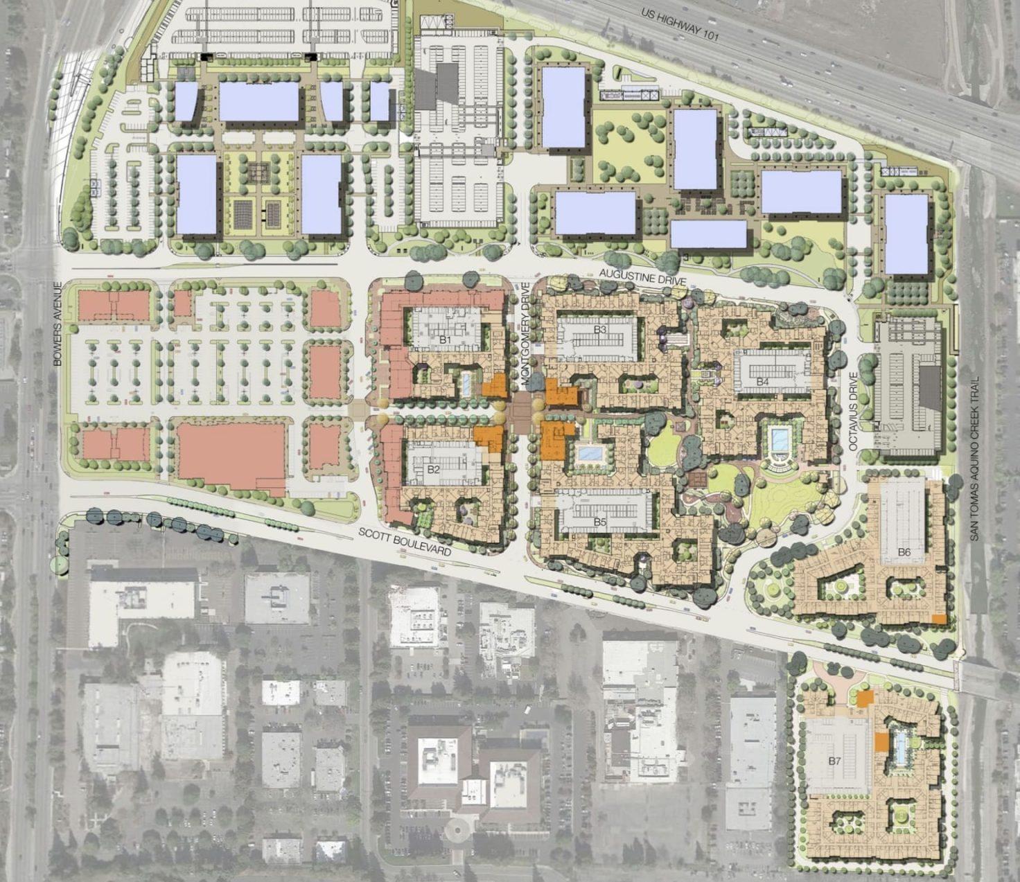 Master Plan Santa Clara Square