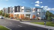 11880 Skyline Boulevard, rendering courtesy Maracor Development Inc