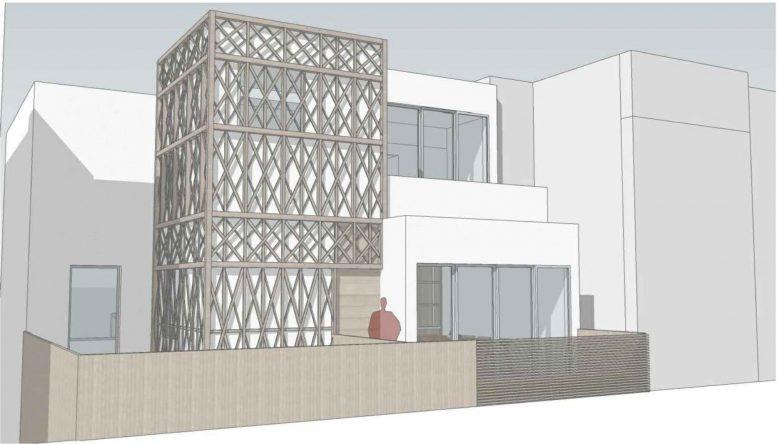 135 Graystone Terrace Rendering