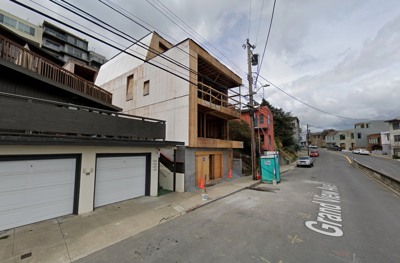 150-162 Grand View Avenue, image via Google Street View