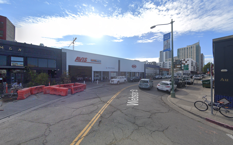 2424 Webster Street, via Google Street View
