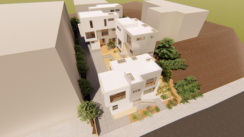 3559-3589 Coolidge Avenue overview, rendering via Coolidge Commons website